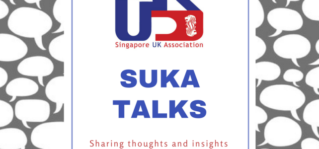 "SUKA Talks: ""Sunrise to Sunset"" with Ellen Chew and Guanlee Wee, Tues 24 October, 6.30pm"