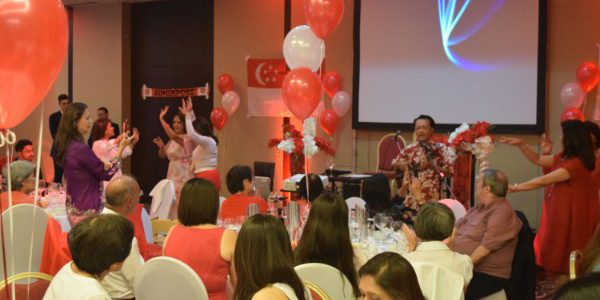 SUKA: Singapore's 52nd National Day Celebrations in London, Saturday 19 August